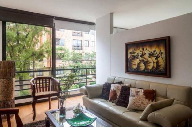 Apartamento amoblado en chico navarra wasi_517612
