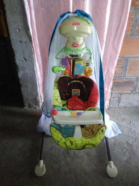Columpio mesedor electrico fisher price