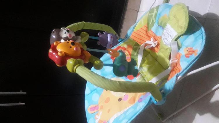 Silla vibradora bebe