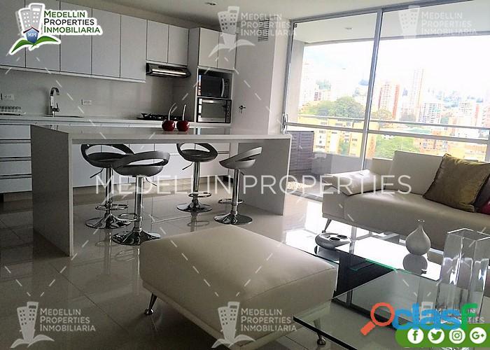 Furnished Apartment for Rental Medellín Cód.: 4936
