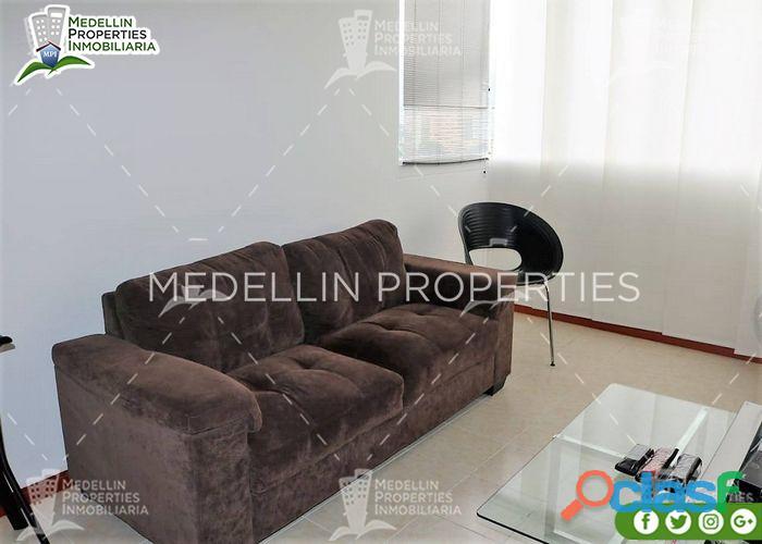 Furnished Apartment for Rental Medellín Cód: 4994