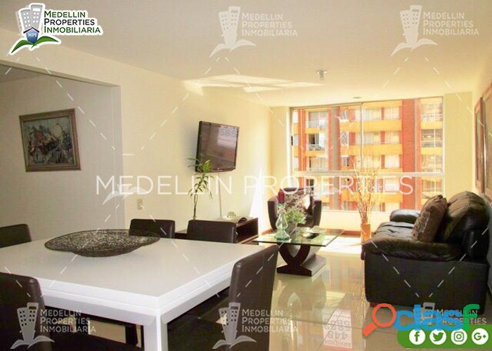Short & Long Stay Apartments Medellín Cód: 4942
