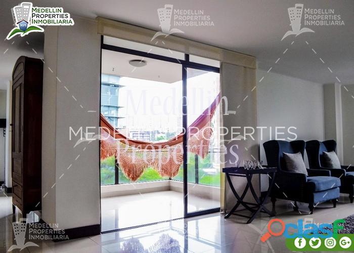 Apartamentos y casas vacacional en medellín cód: 4882