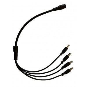 Distribuidor de corriente 4 salidas dc1 to4 exa