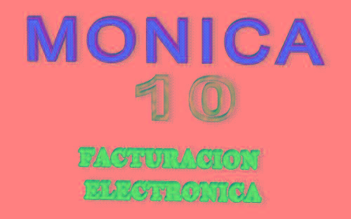 Facturacion electronica monica 10