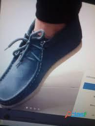 Zapato forche en tubular gamuza mas kit de limpieza