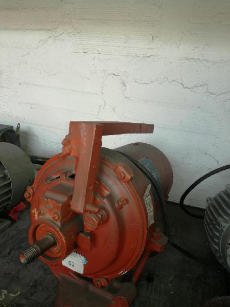Motor 1hp siemens 1700rpm 220v trifasico usado economico