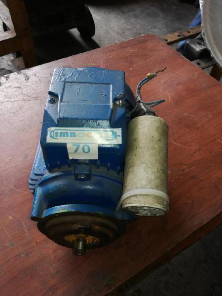Motor 3/4 hp 3600rpm 110/220 monofasico