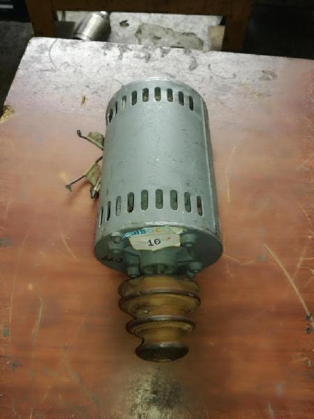 Motor de 0.5hp 1700rpm 110/200 monofasico