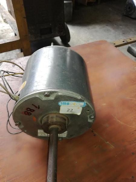 Motor woming 1100 rpm 110/220 monofasico