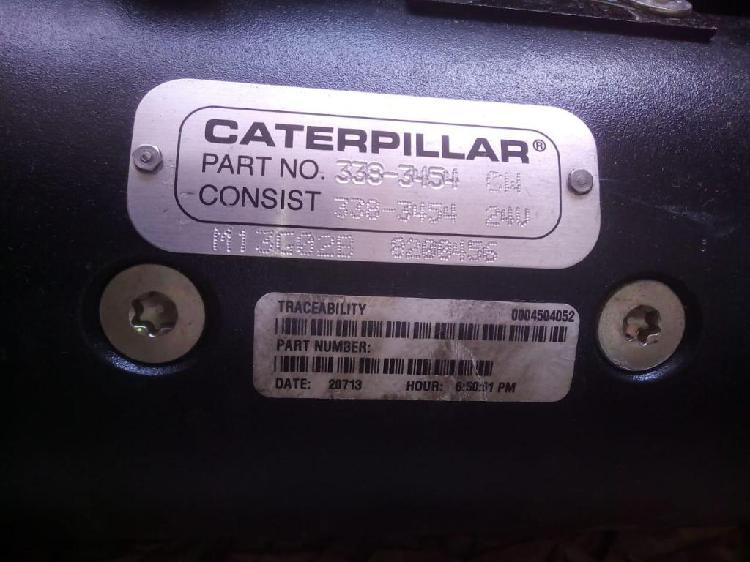 Motor de arranque caterpillar 3383454