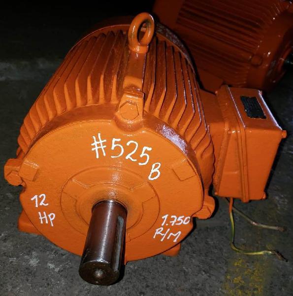 Vendo motor 12 hp 1750 rpm