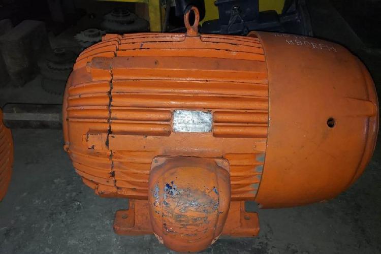 Vendo motor trifasico 100 hp