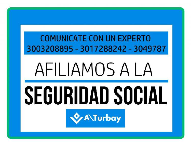 Afiliaciones seguridad social | haga su afiliacion a eps con