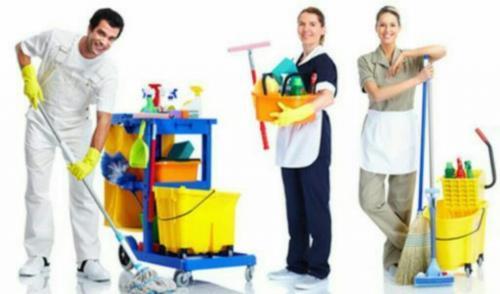 Servicios generales de limpieza