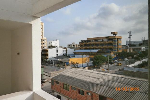 Arriendo apartamento barrio las delicias