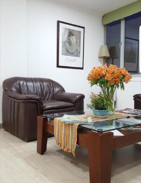Arrienda apartamento amoblado chapinero