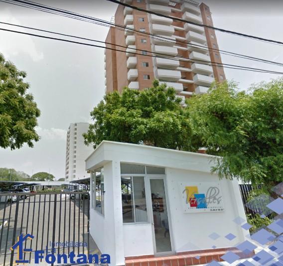 Cod: se arrienda apartamento en edificio versalles barrio