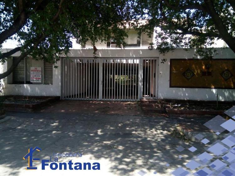 Cod: 2937 se arrienda casa ubicada en la av 0a en barrio