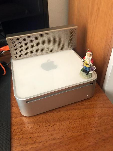 Mac mini core duo 2009 excelente