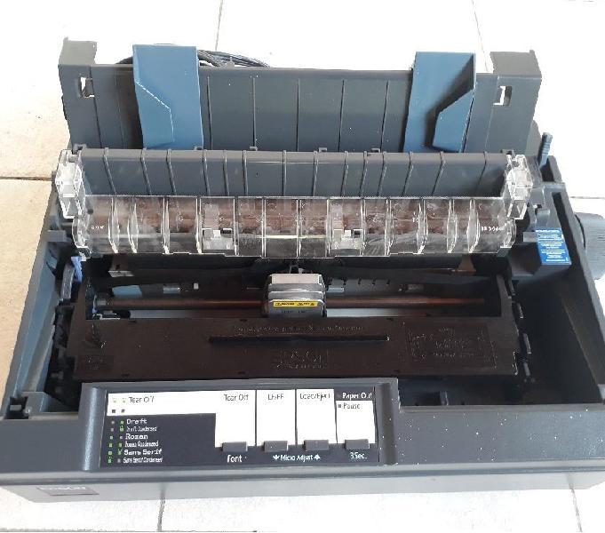 Venta de impresora epson lx 300-ii matriz de punto