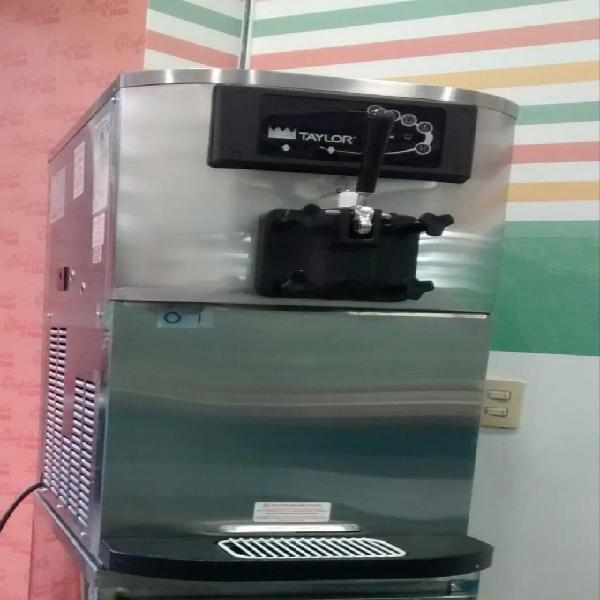 Máquina helado soft pasteurizantetaylor c708 bomba de