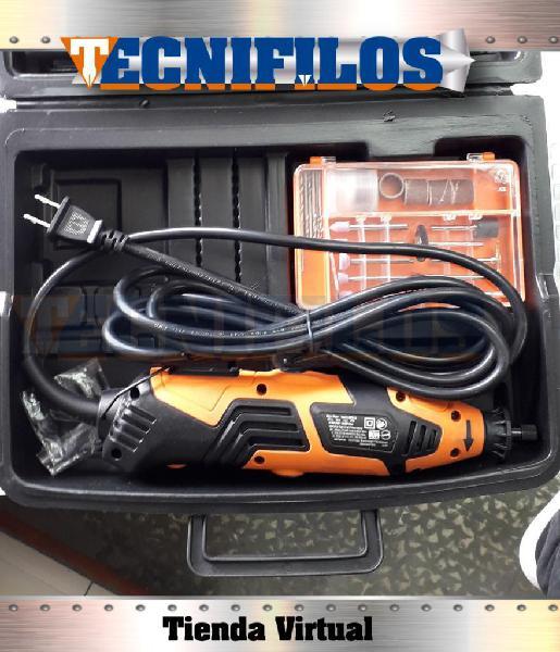 Motor tool profecional con guaya truper