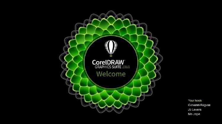 Corel draw x2018