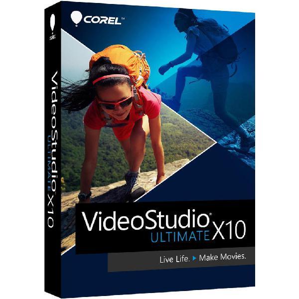 Corel videostudio x10 ultimate/pro – windows 32/64 bits