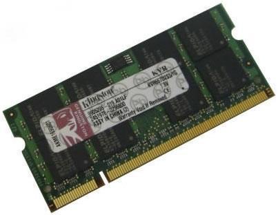 Memoria ddr2 2gb para portatil