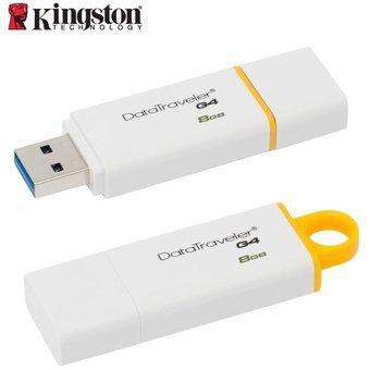 Memoria usb de 8gb 3.0 kingston datatraveler g4 nuevo
