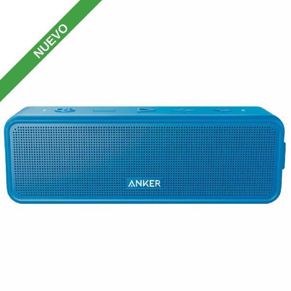 Parlante anker soundcore select a3106 resistent agua 24h nfc
