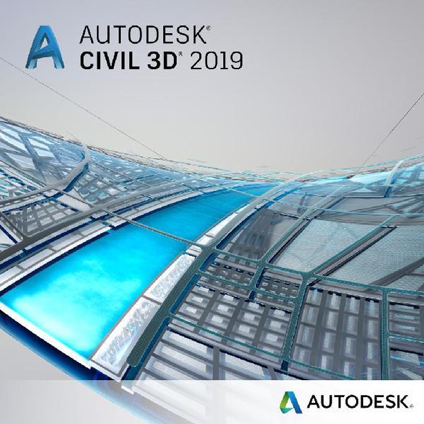 Software autocad civil 3d 2019 ingeniería civil y