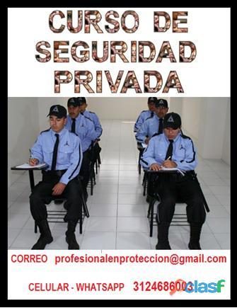 Curso de guardas y vigilantes
