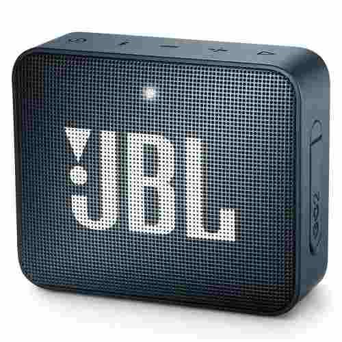 Parlante portatil jbl go 2 go2 bluetooth a prueba agua naval