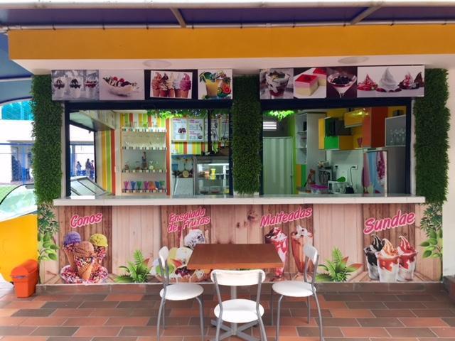 Vendo negocio heladeria fruteriapizzeria y comidas rapidas