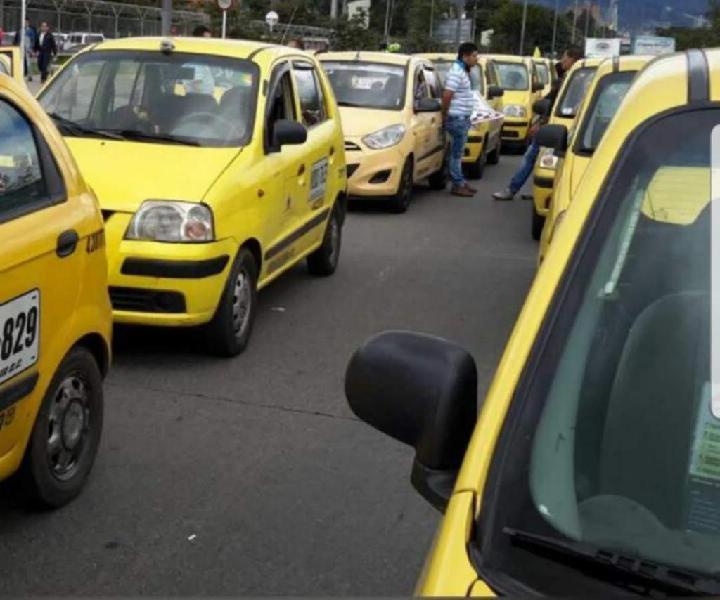 Administramos taxis excelente mensualida
