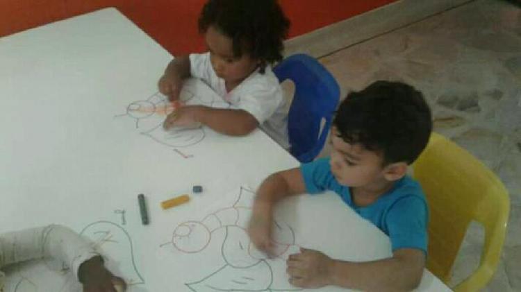 Jardin infantil barrio caney