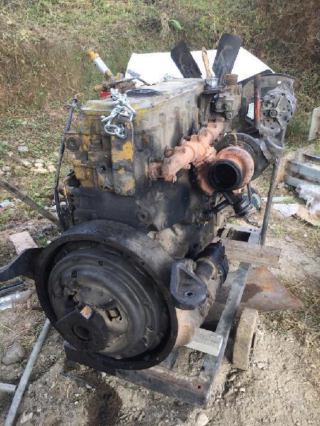 Motor caterpillar 3126 completo y funcional
