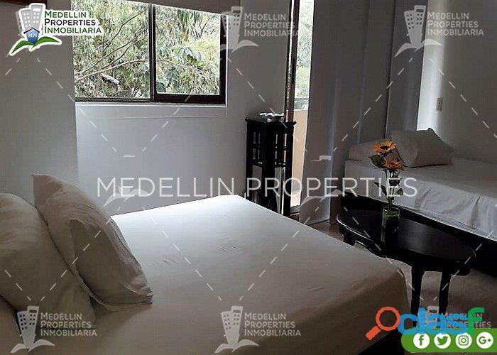 Apartamentos y Casas Vacacional El Poblado Cod: 5039