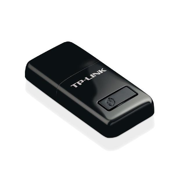 Mini adaptador usb inalambrica tp link wn823n 300mbps