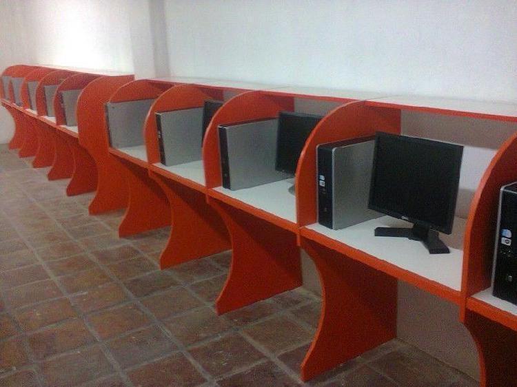 Tenemos 5 computadores escritorio completos corporativos muy