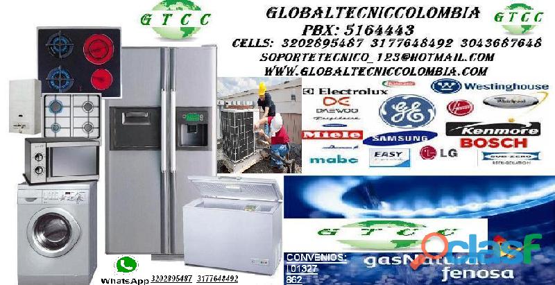 Reparación mantenimiento e instalación de electrogasodomesticos cel: 3177648492