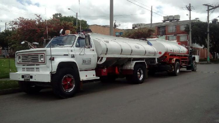 Transporte de agua potable 7/24