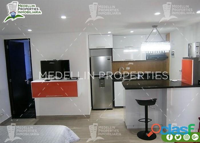 Arriendo de Apartamento Económico en Medellín Cód: 4625