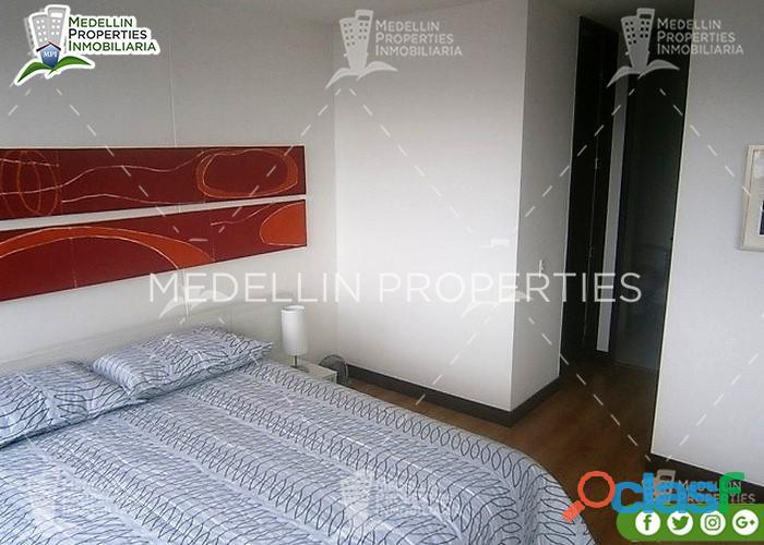 Furnished Apartment for Rental Medellín Cód: 4616