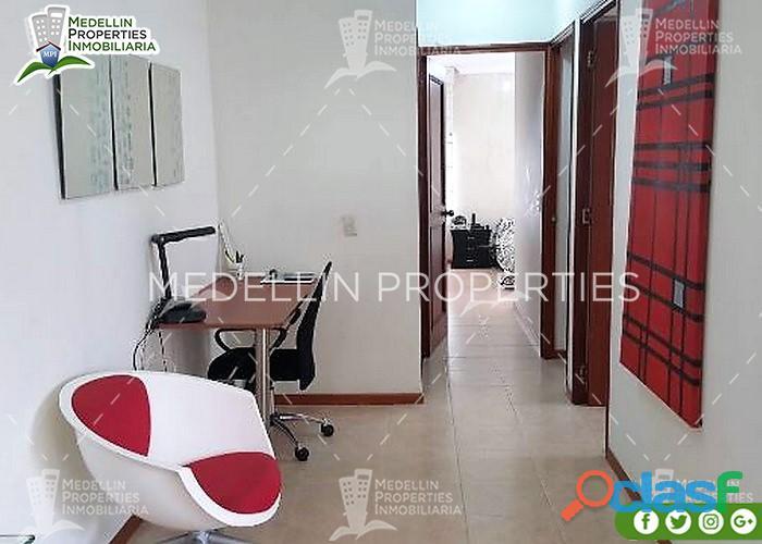 Furnished Apartment for Rental Medellín Cód: 4680