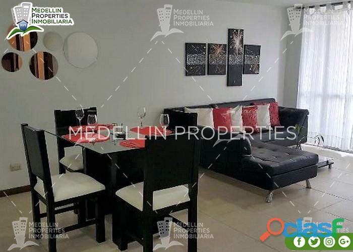Furnished Apartments in Colombia Medellín Cód: 4678