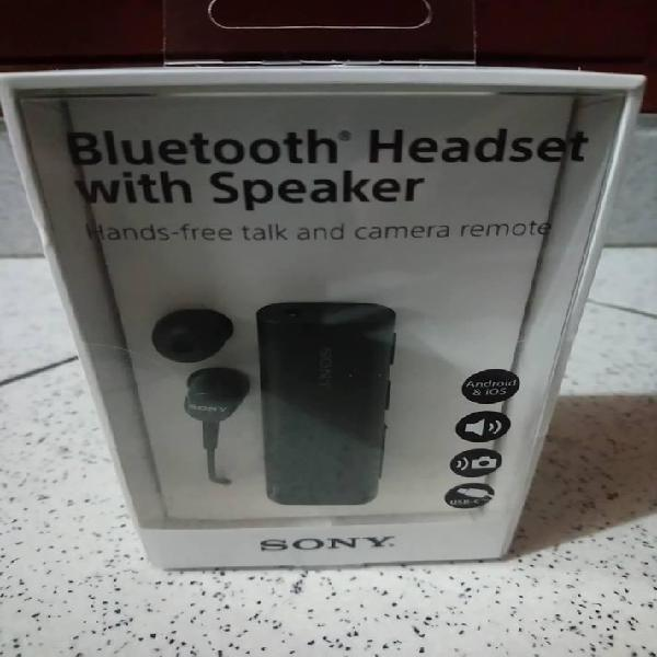 Audífonos bluetooth® con altavoz sbh56