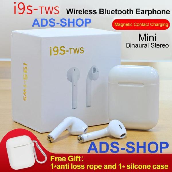 Audífonos inalambricos i9s excelencia y calidad envio